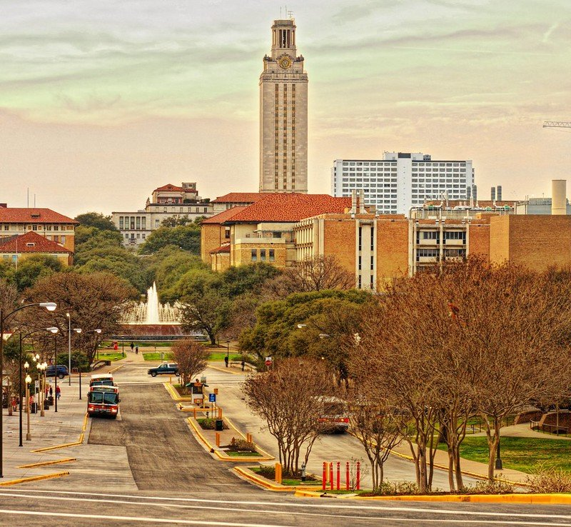 University of Texas | best things to do in Austin