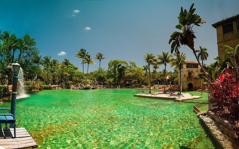 Venetian Pool - Amazing image at Venetian Pool | things to do in miami