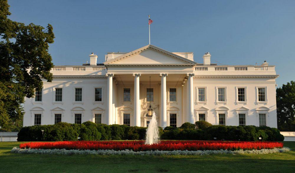 White House Washington - Entrance photo of White House Washington | things to do in dc