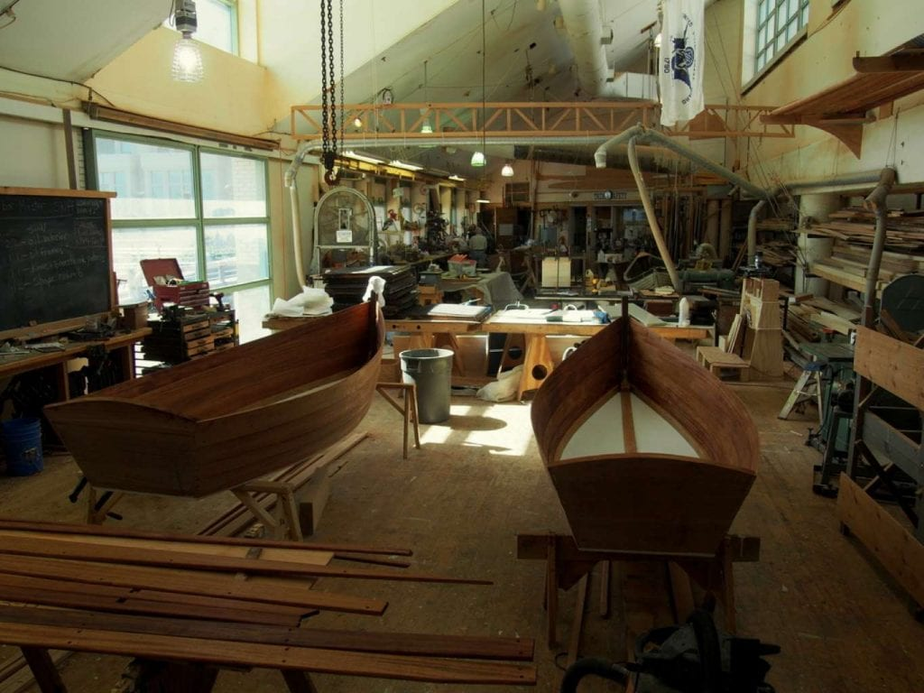 Workshop at Independence Seaport Museum - Best things to do in Philadelphia