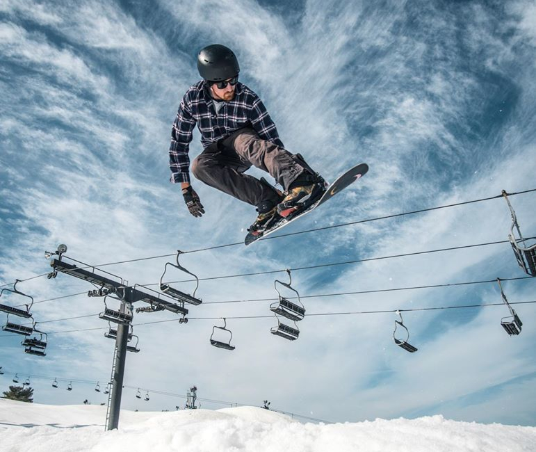 Boston Mills and Brandywine Ski Resort | things to do in akron