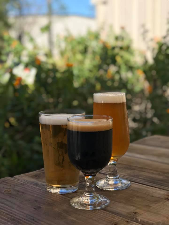 Brewed beer at Orlando Brewing Company | things to do in orlando