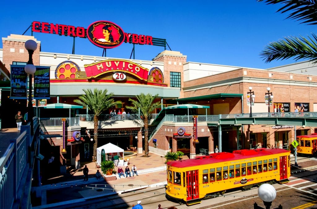 Centro Ybor entrance, Ybor City | best things to do in tampa