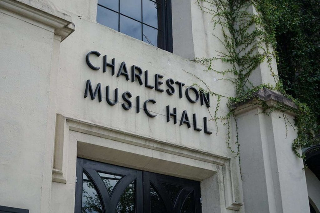 Charleston Music Hall Best things to do in Charleston