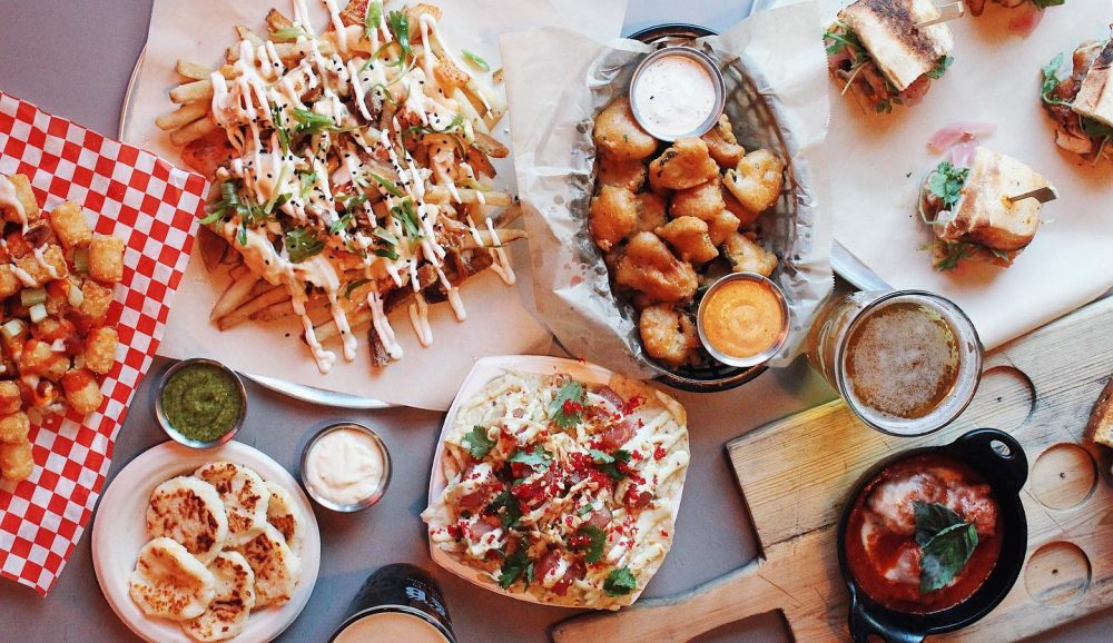 Delicious foods at Avanti F&B, a collective eatery | things to do in denver