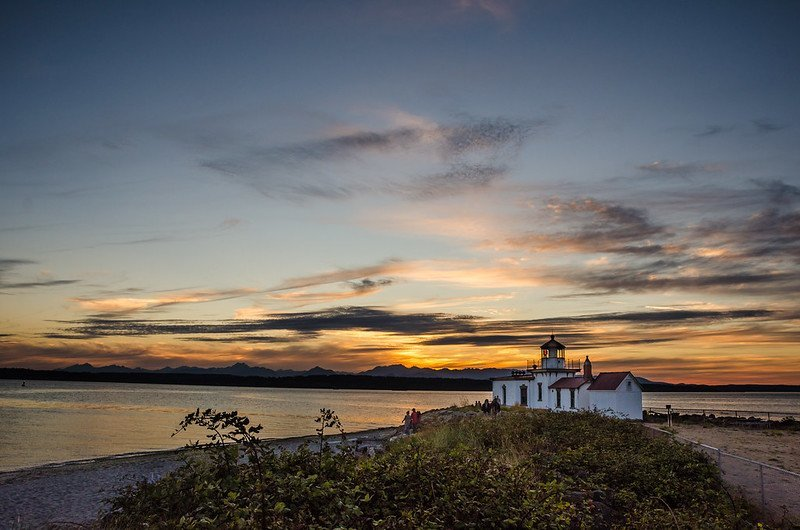 Discovery Park lighthouse, Seattle | things to do in seattle