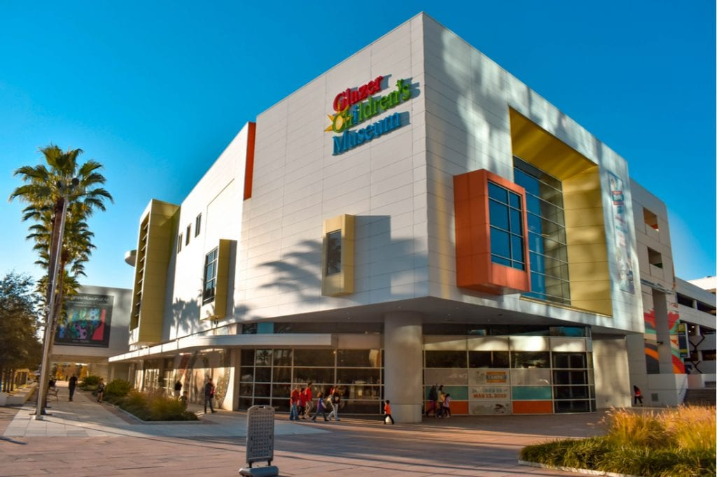 Glazer Children's Museum in downtown area | best things to do in tampa