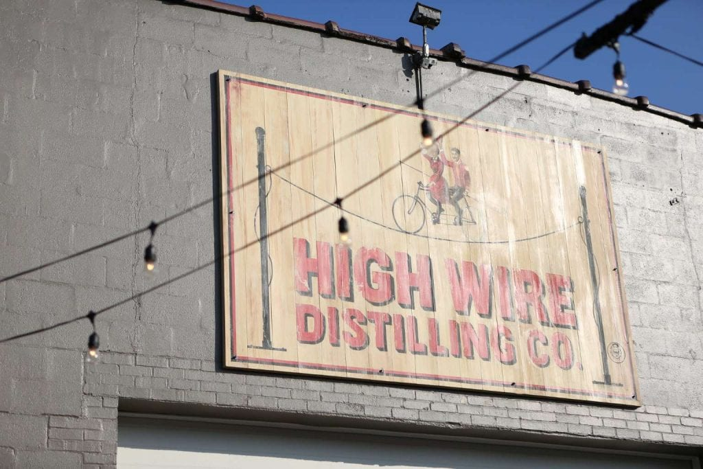 High Wire Distilling Best things to do in Charleston