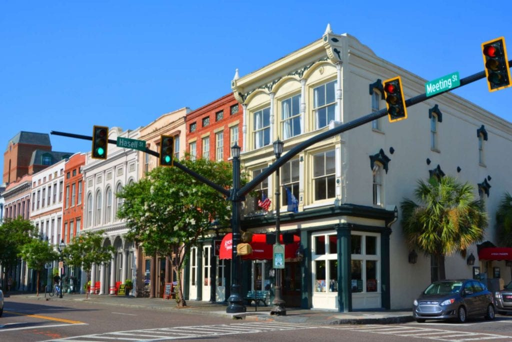 King Street Best things to do in Charleston