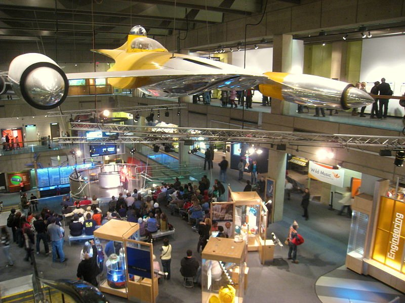 Museum of Science | best things to do in boston