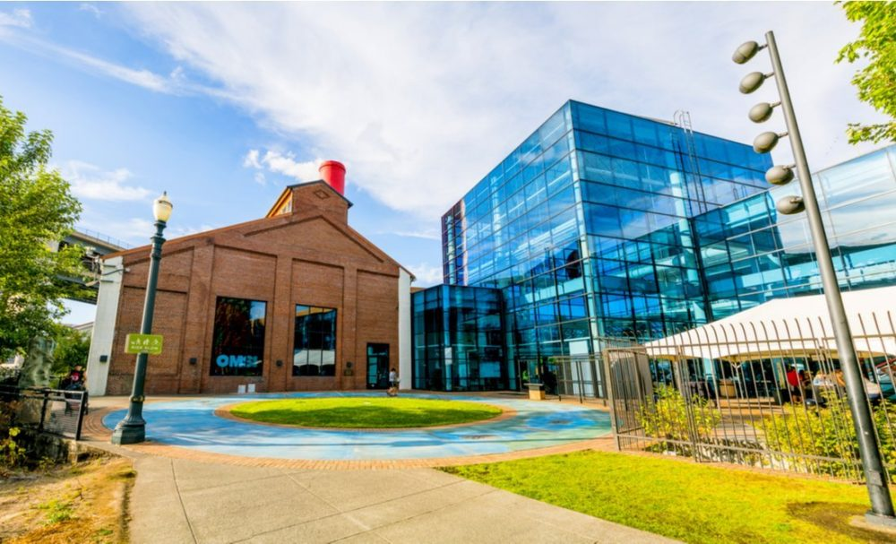 OMSI ,museum of science and industry | things to do in portland