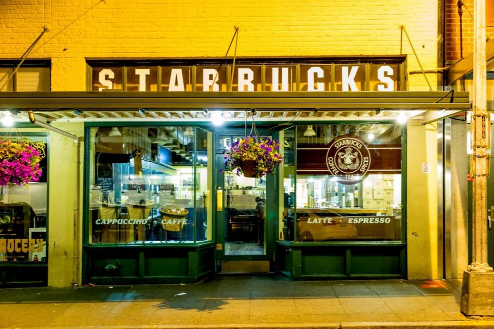 Original Starbucks store at 1912 Pike Place | things to do in seattle