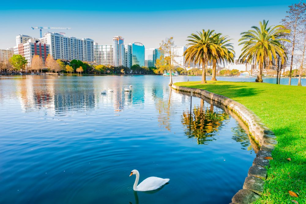 Photo of Lake Eola Park | things to do in orlando
