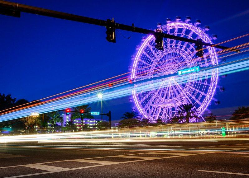 Photo of the Orlando Eye | things to do in orlando