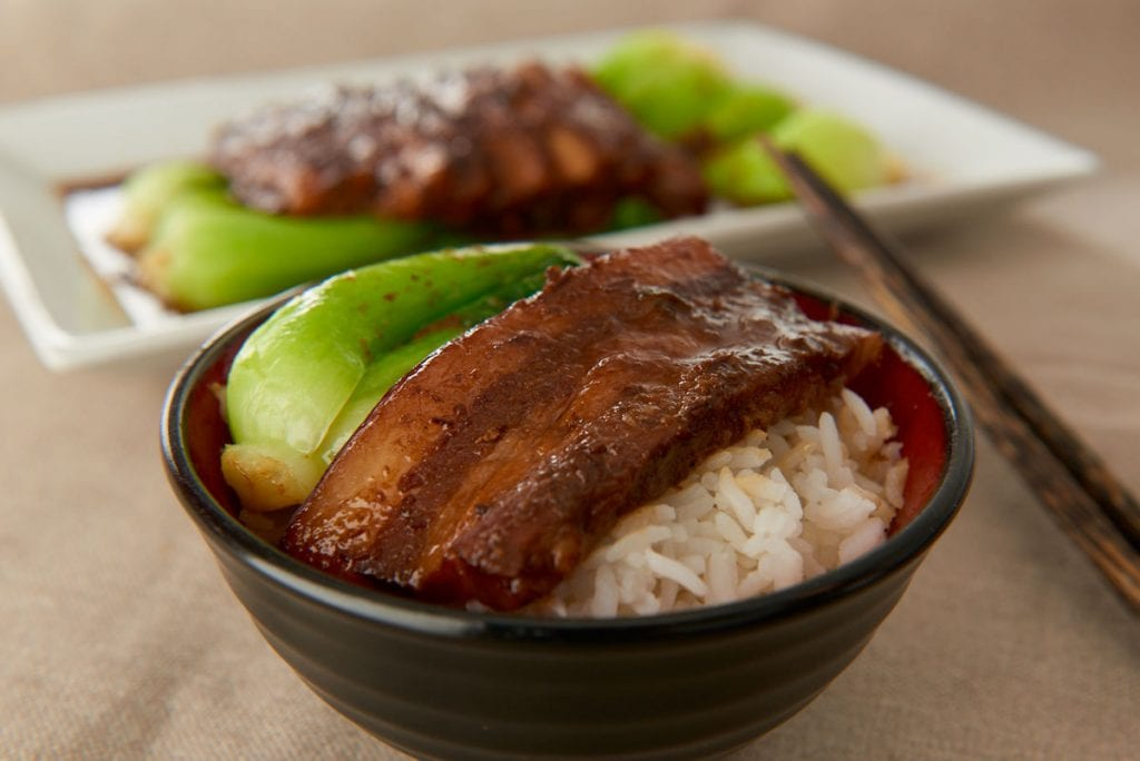 Pork belly special at Royal China | best things to do in dallas