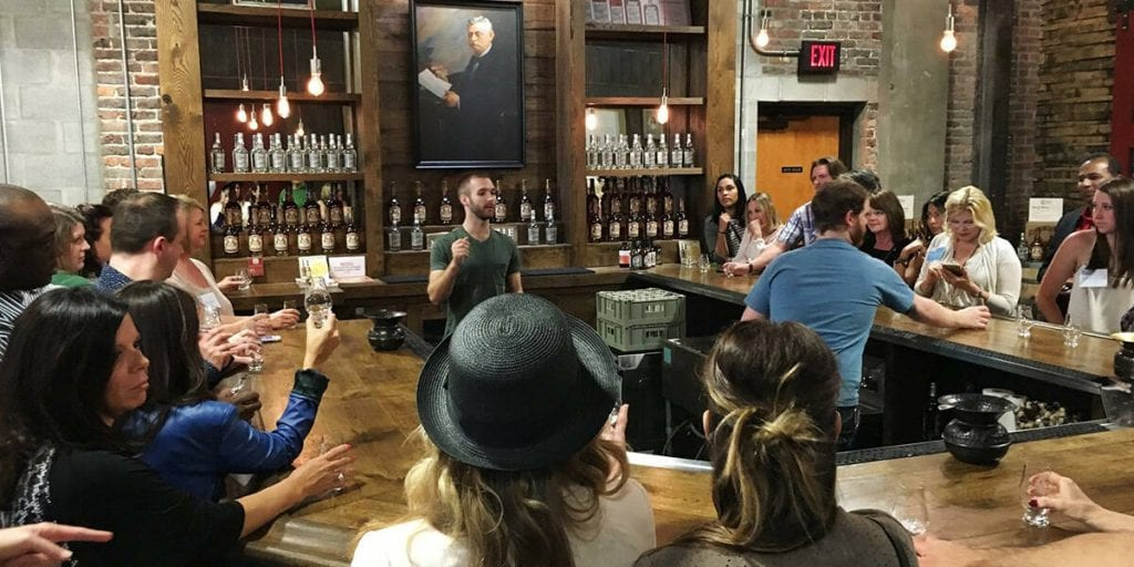 Private gathering at Dabble Studio | best things to do in nashville