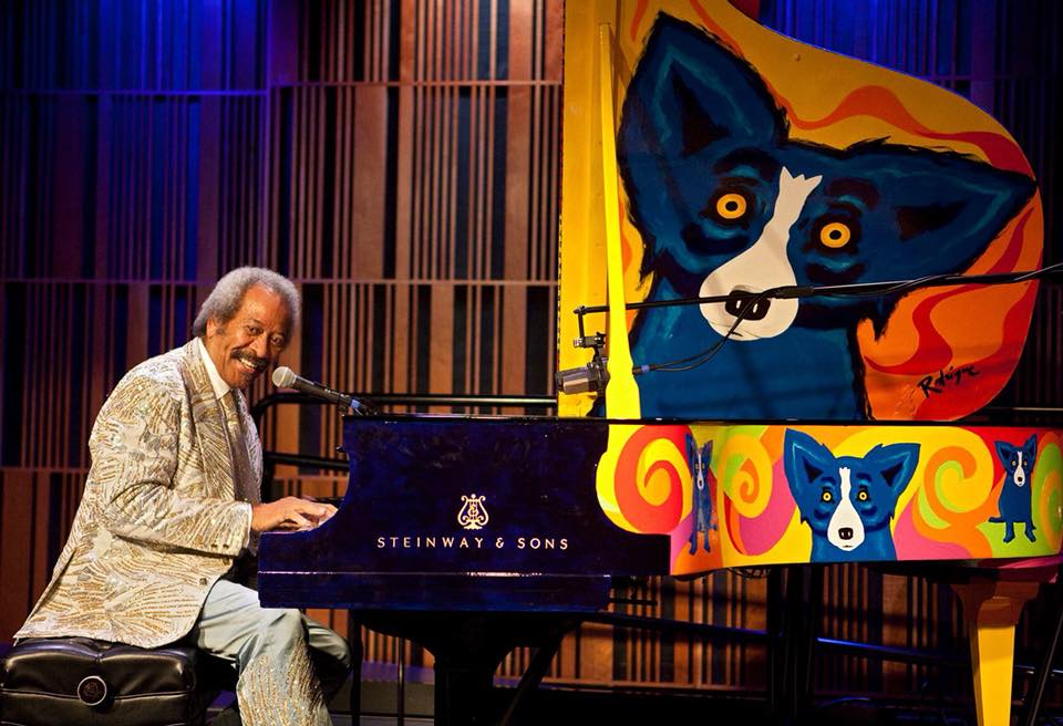 Remembering legendary Allen Toussaint at New Orleans Jazz Museum | best things to do in new orleans