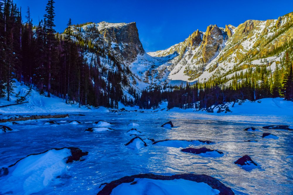 Rocky Mountain National Park in Colorado | things to do in denver