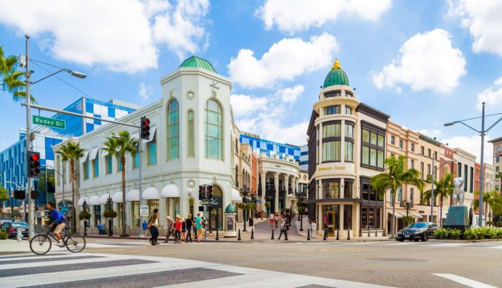 Rodeo Drive in Beverly Hills Best things to do in LA
