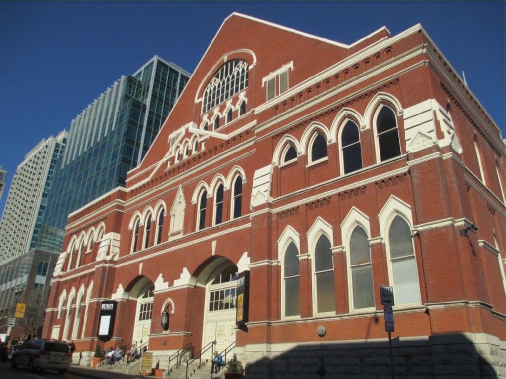 Ryman Auditorium in Nashville | best things to do in nashville