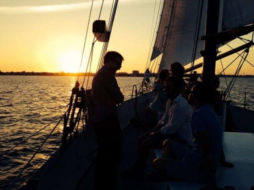 Schooner Pride Best things to do in Charleston