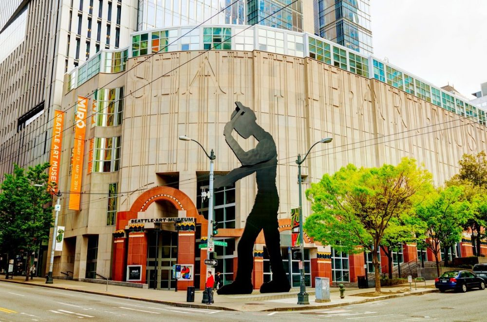 Seattle Art Museum building | things to do in seattle
