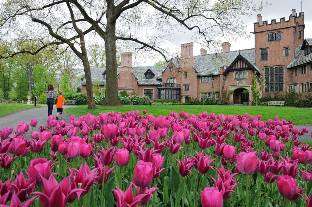 Stan Hywet Hall & Gardens Best things to do in Akron