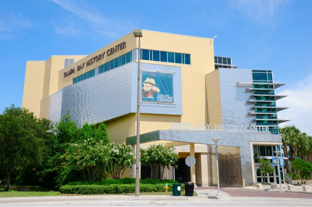 Tampa Bay History Center | best things to do in tampa
