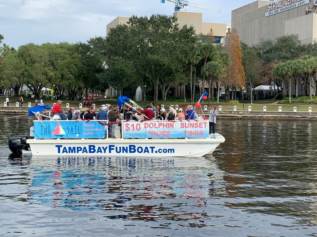 Tampa boat tours | best things to do in tampa