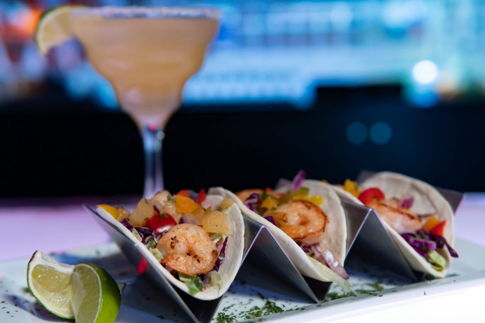 Tequila and tacos at ICEBAR Orlando | things to do in orlando