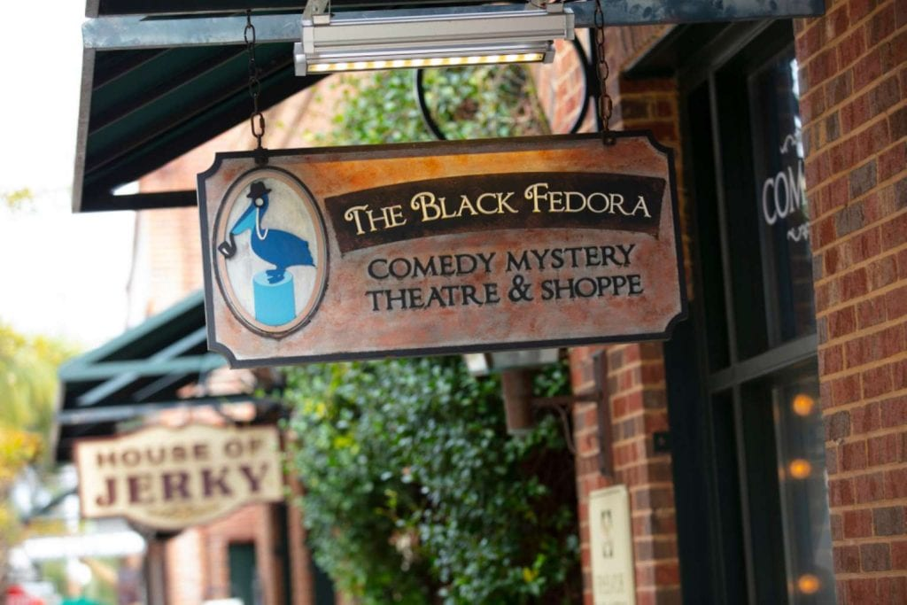 The Black Fedora Best things to do in Charleston