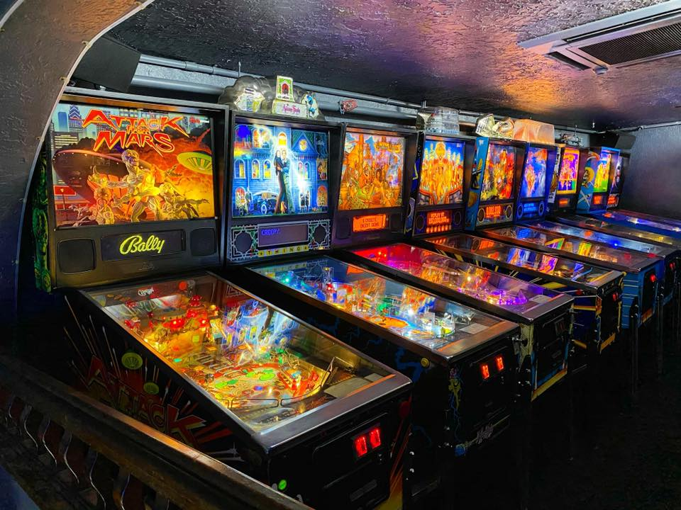 The Ground Kontrol Classic Arcade | things to do in portland