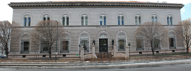 The U.S. Mint in Denver | things to do in denver