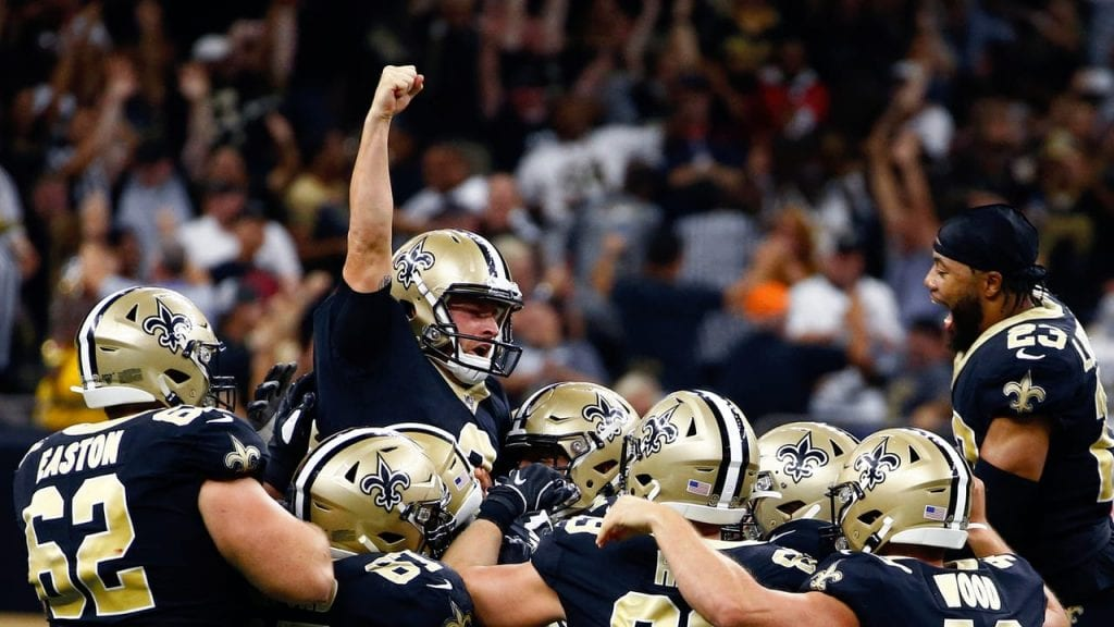 The best photos of New Orleans Saints kicker Wil Lutz | best things to do in new orleans