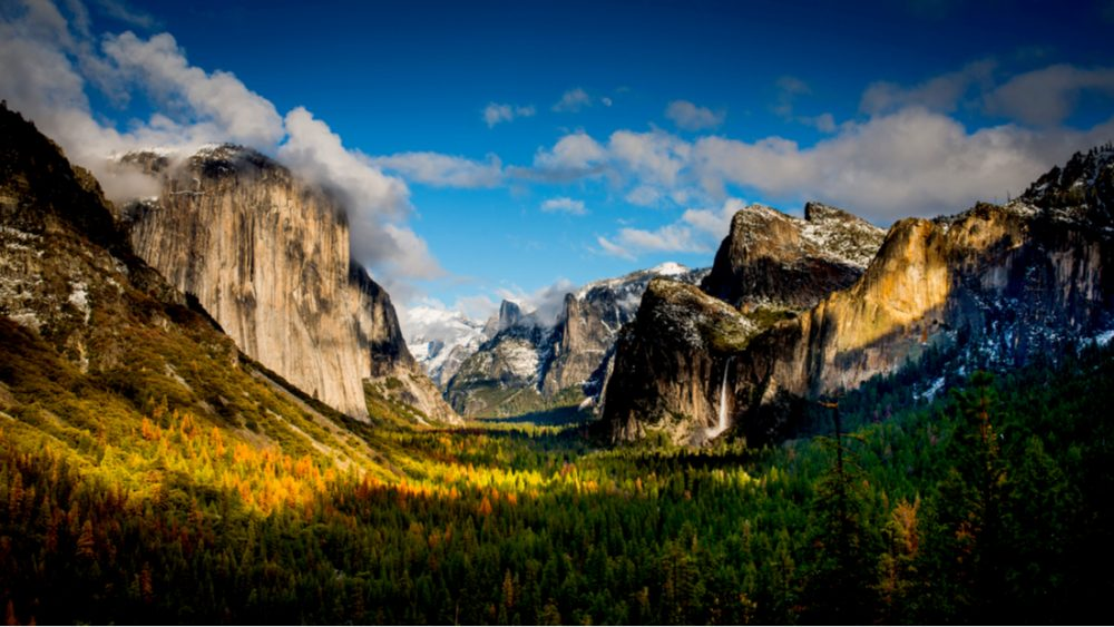 Tunnel View, Yosemite Valley | things to do in yosemite