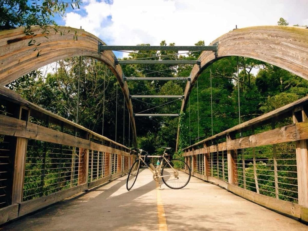 Upper Tampa Bay Trail | best things to do in tampa