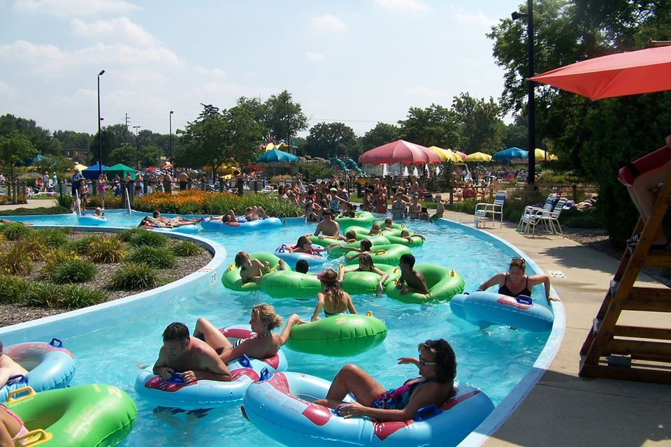 Water Works Family Aquatic Center | things to do in akron