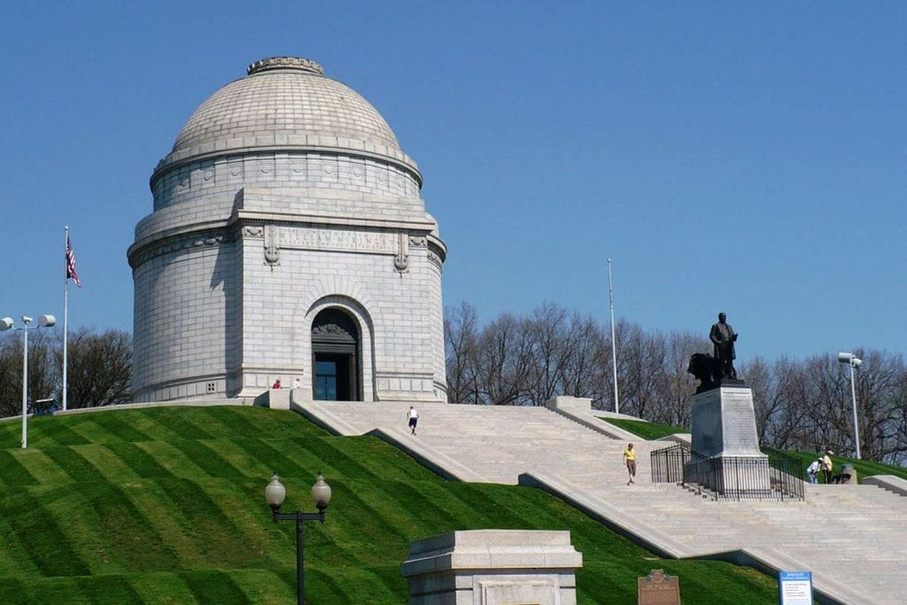 William McKinley Monument Canton OH Things to do in Akron