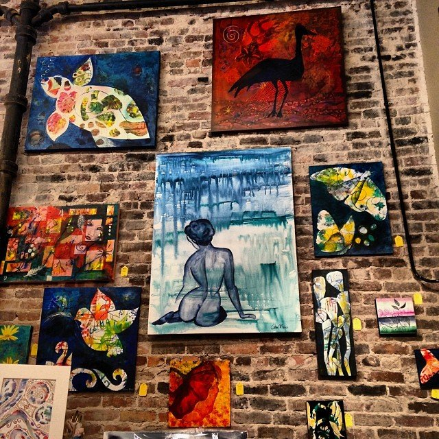 Wonderful Art of Gallery on 1st | things to do in orlando