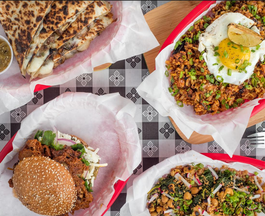 Yummy foods at MF Tasty | things to do in portland