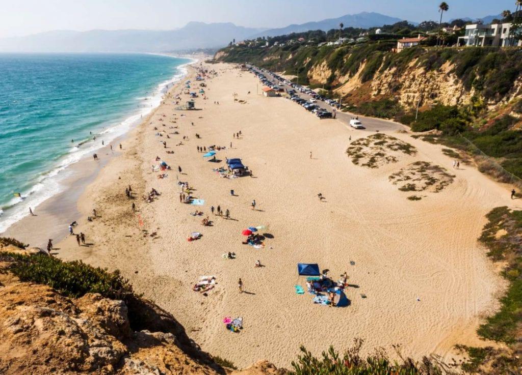 Zuma Beach, Los Angeles Best things to do in LA