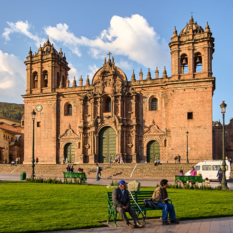 Cusco Cathedral | best things to do in machu picchu