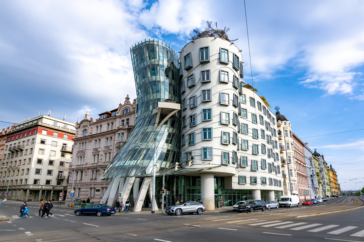 Dancing House in Prague | things to do in prague