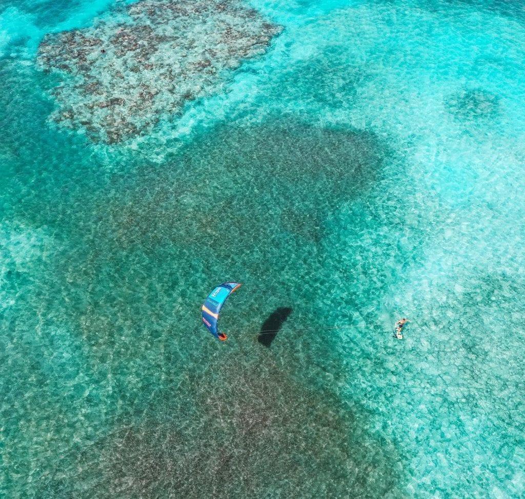 Kitesurfing | best things to do in BVI