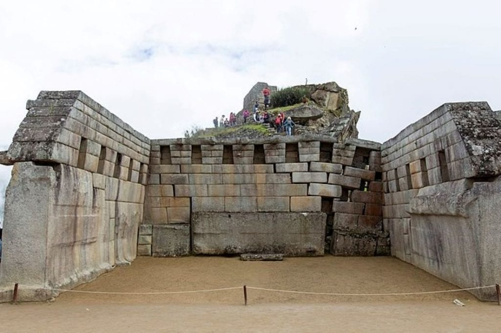 Principle Temple | best things to do in machu picchu
