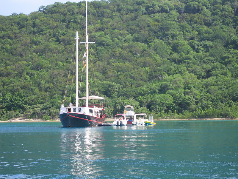 Willy T | best things to do in BVI