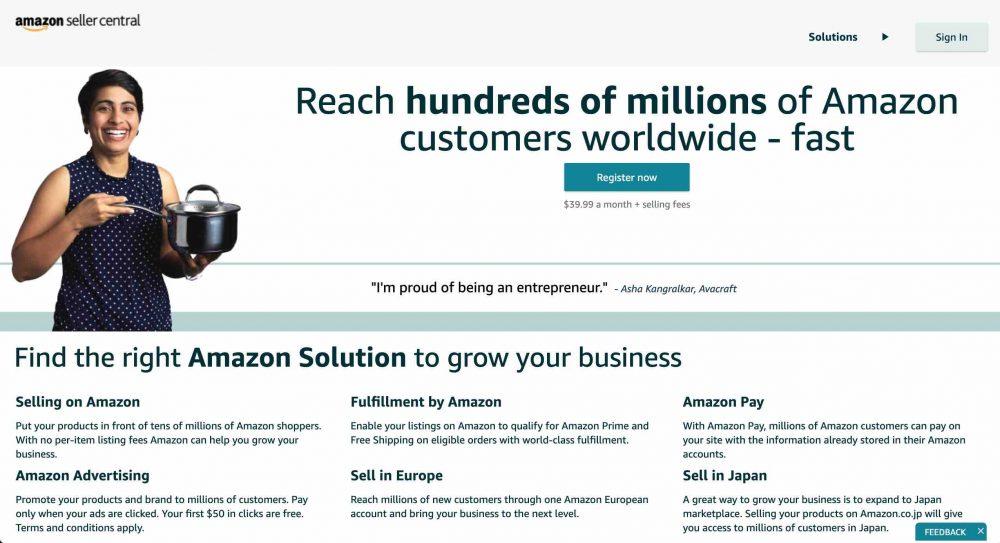 amazon seller make money for travel