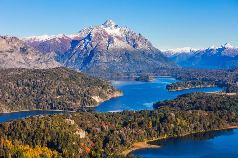 bariloche-landscape-in-argentina | things to do in argentine patagonia