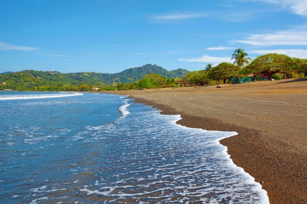 photo-of-a-beach-in-guanacaste | things to do in costa rica
