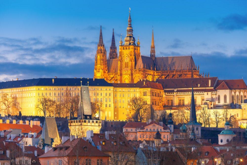 prague-castle-and-mala-strana-czech-republic | things to do in prague